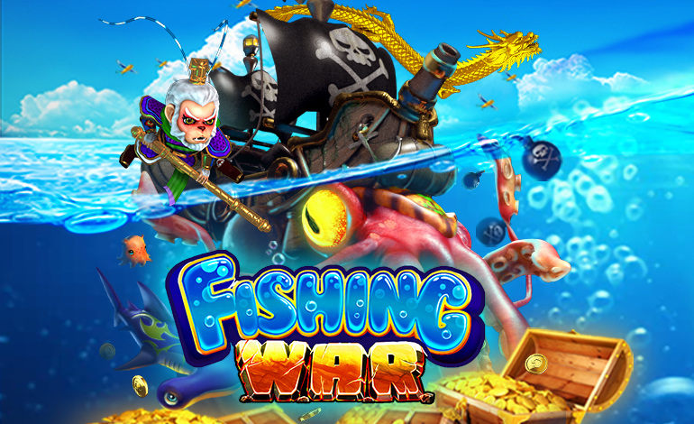 Fishing War | Game Guide | SG Slot | Asia Top Online Slot Games